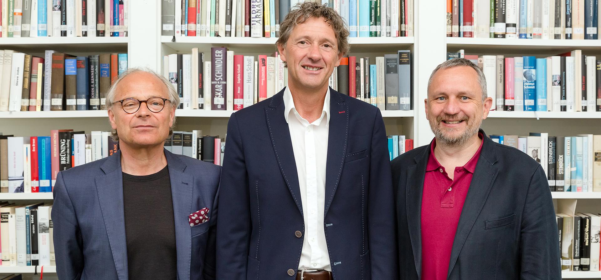 Gruppenbild des Vorstandes