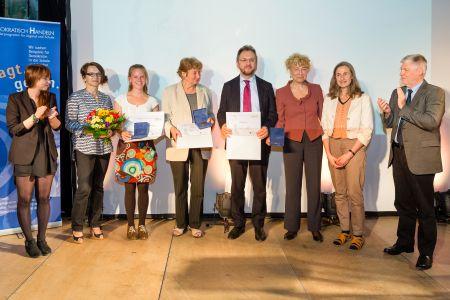 """Projekt """"Das Paneuropäische Picknick - Der Durchbruch in die Freiheit"""" des Gymnasiums St. Augustin, Grimma"""